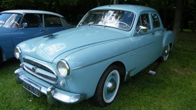 Étonnant Voiture Simca De 1950 A 1975 les véhicules du club