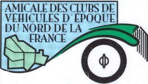 Amicale des clubs de véhicules d'époque du nord de la france