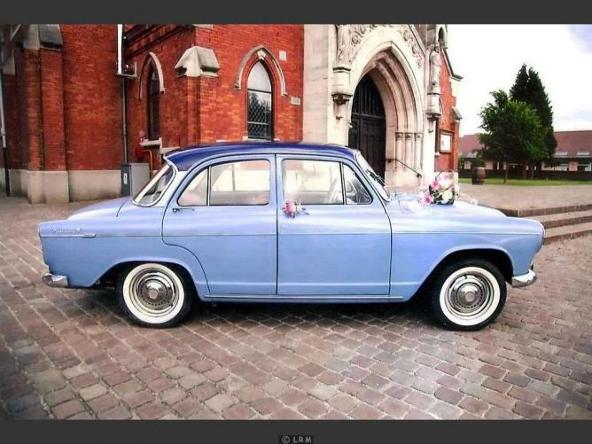 Photo big simca p60 monthlery speciale 1962 4112 2