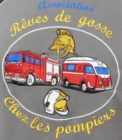Rêves de gosse chez les pompiers